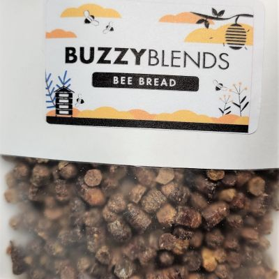 Natural pure bee bread 100g