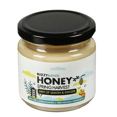 Honey with Lemon & Ginger